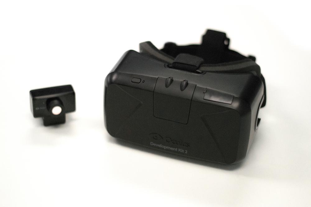Oculus Rift Development Kit Details